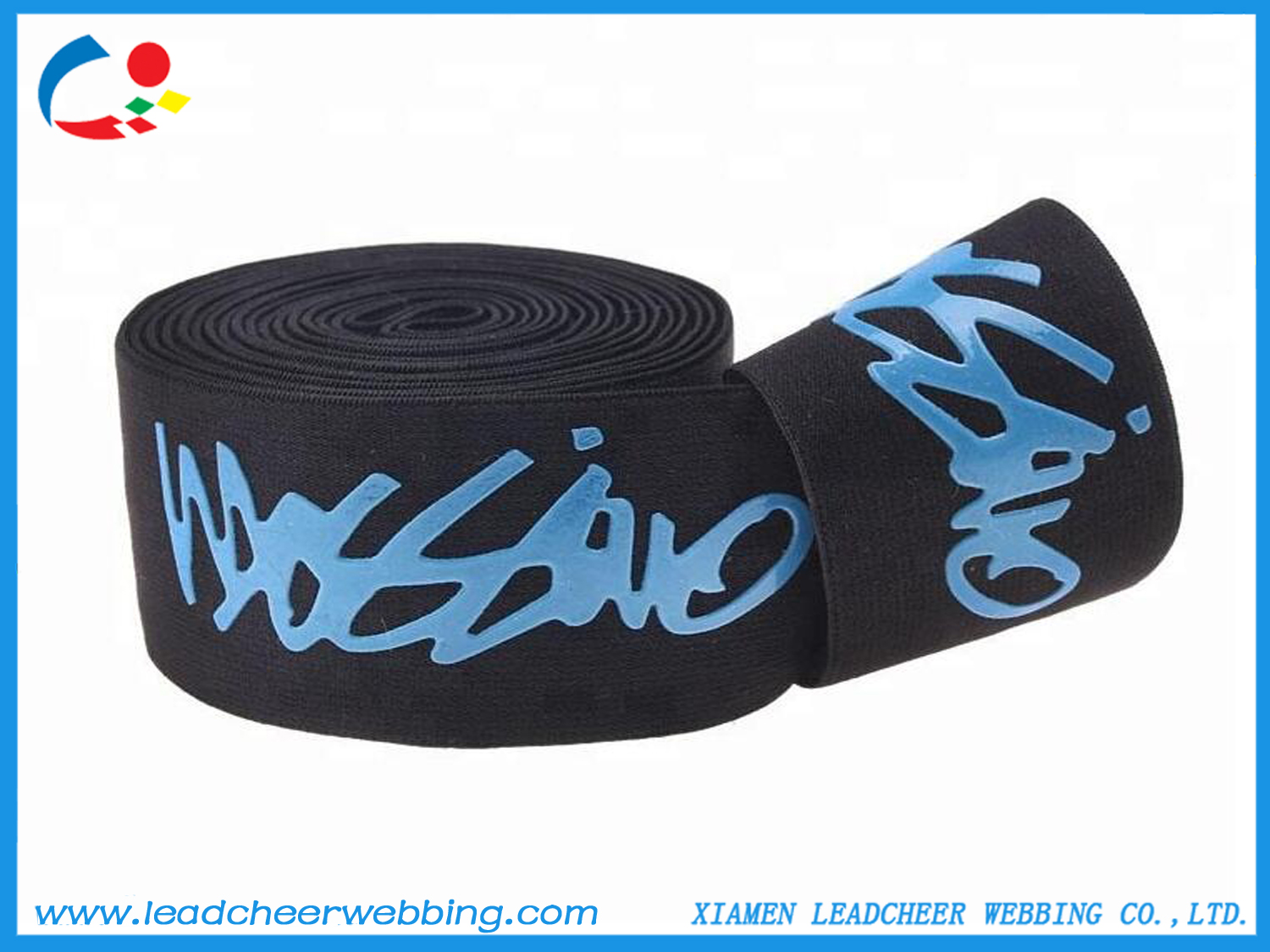elastic webbing for garments