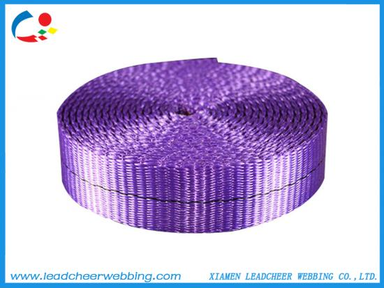 High Strength Polyester Webbing for Lifting Slings